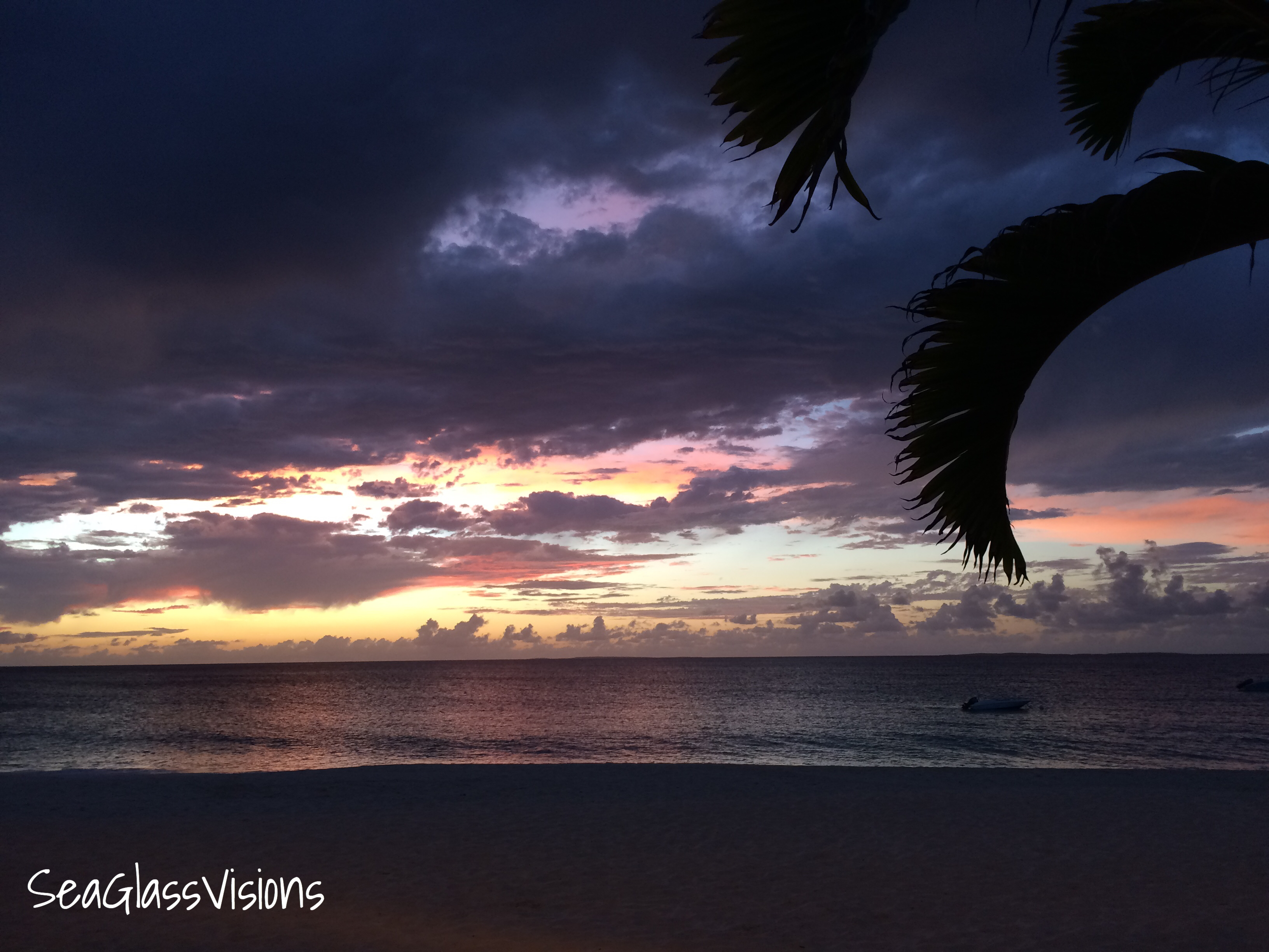 Meads Bay Anguilla sunset. It doesn't get better than this.